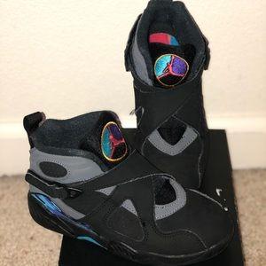 Jordan Retro 8, BP, size 12C boys